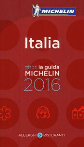 Libro Italia 2016. Alberghi & ristoranti