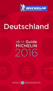 Libro Deutschland 2016. La guida rossa