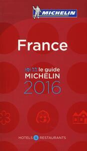 France 2016. Hotels & restaurants - copertina