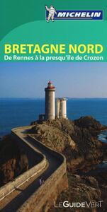 Bretagna nord. Ediz. francese - copertina