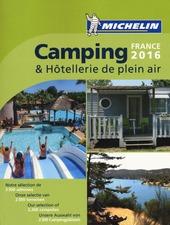 Camping & hôtellerie de plein air. France 2016