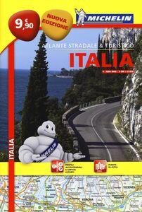 Libro Italia. Atlante stradale e turistico. 1:600.000