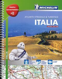 Italia. Atlante - copertina