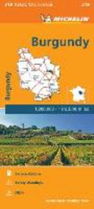 Libro Borgogna 1:200.000
