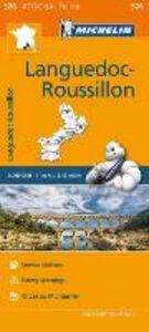 Foto Cover di Languedoc-Roussillon 1:200.000, Libro di  edito da Michelin Italiana