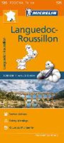 Letterarioprimopiano.it Languedoc-Roussillon 1:200.000 Image
