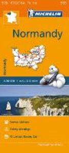 Libro Normandie-Normandy 1:200.000