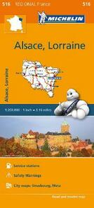 Alsace, Lorraine 1:200.000