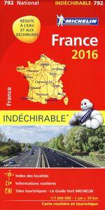Foto Cover di France 1:1.000.000, Libro di  edito da Michelin Italiana