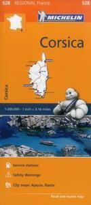 Corse-Corsica 1:200.000