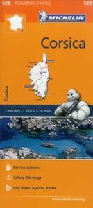 Libro Corse-Corsica 1:200.000