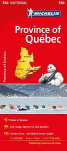 Libro Québec 1:1.100.000