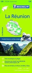 Foto Cover di La Réunion 1:80.000, Libro di  edito da Michelin Italiana