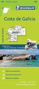 Costa de Galicia 1:150.000 - copertina