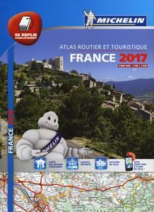 Atlas routier et touristique. France 2017. 1:200.000 - copertina