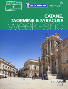 Catane, Taormine & Syracuse weekend. Con carta