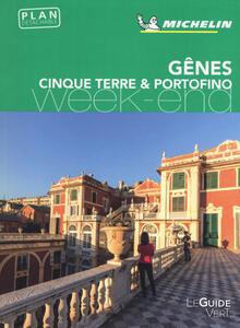 Gênes. Cinque Terre & Portofino. Con pianta - copertina
