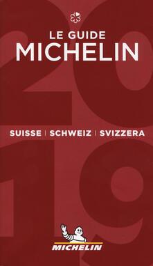 Secchiarapita.it Suisse, Schweiz, Svizzera 2019. La guida rossa. Ediz. italiana, francese e tedesca Image