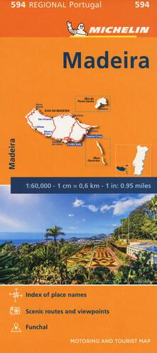 Fondazionesergioperlamusica.it Madeira 1:60.000 Image