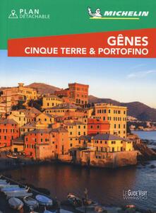 Parcoarenas.it Gênes. Cinque Terre & Portofino. Con pianta Image