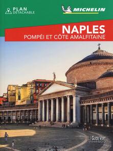 Naples, Pompéi et Côte amalfitaine. Con pianta.pdf