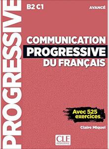 Milanospringparade.it Communication progressive du français . Niveau Avance. Con CD-Audio Image