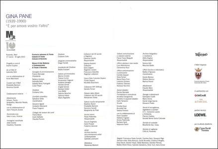 Gina Pane (1939-1990). Catalogo della mostra (Rovereto, 17 marzo-8 luglio 2012) - Sophie Duplaix - 5