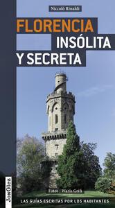 Firenze insolita e segreta. Ediz. spagnola