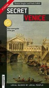 Venezia insolita e segreta. Ediz. inglese - Thomas Jonglez,Paola Zoffoli - copertina