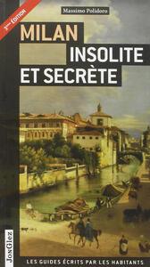 Milan insolite et secrète - Massimo Polidoro - copertina