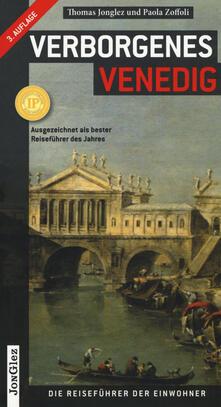 Filmarelalterita.it Venezia insolita e segreta. Ediz. tedesca Image