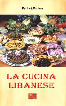 La cucina libanese - The Master Chef - ebook