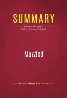 Summary: Muzzled