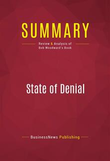 Summary: State of Denial