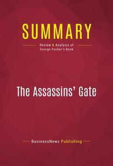 Summary: The Assassins' Gate
