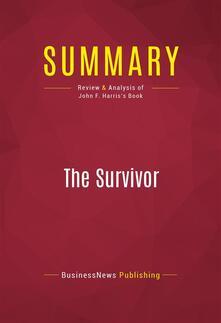 Summary: The Survivor