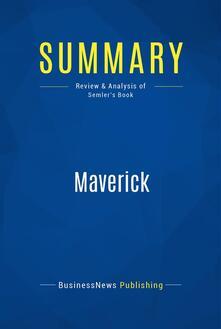 Summary: Maverick