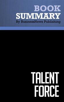 Summary: Talent Force