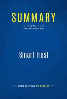 Summary: Smart Trust
