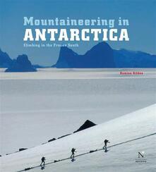Antarctic Peninsula--Mountaineering in Antarctica