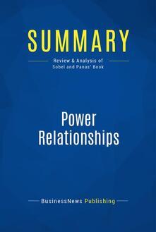 Summary: Power Relationships