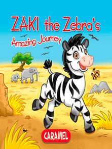 Zaki the Zebra