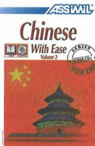 Chinese with ease. Vol. 2 - Philippe Kantor - copertina