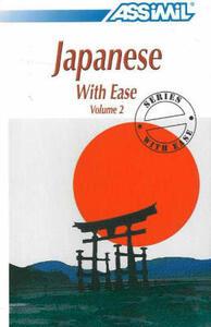 Japanese with ease. Vol. 2 - Catherine Garnier,Mori Toshiko - copertina