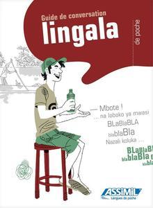 Le lingala de poche - Rogério Goma Mpasi,J. Nzolani - copertina