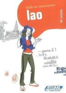 Foto Cover di Le lao de poche, Libro di K. Werner,G. Coupier, edito da Assimil Italia