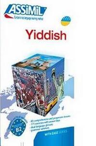 Yiddish - N. Dehan-Rotschild,Annick Prime-Margules,H. Valencia - copertina