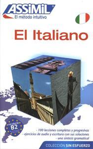 El Italiano - Anne-Marie Olivieri,B. Cabal - copertina