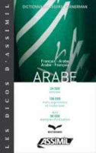 Libro Dictionnaire arabe