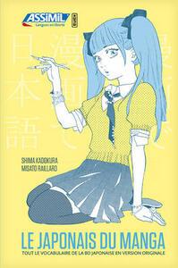 Le japonais du manga - S. Kadokura,M. Kakizaki-Raillard - copertina